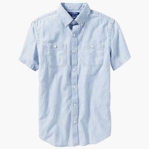 Old Navy Chambray Denim Shirt